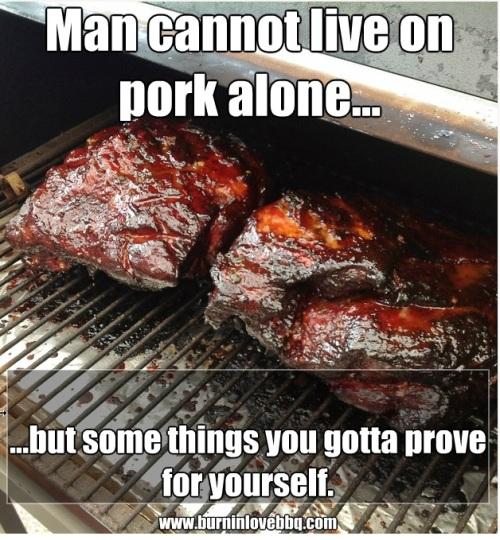 Pork Alone