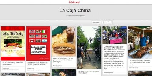 La Caja China Pinterest