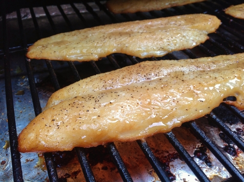 Traeger Smoked Honey Swai or Tilapia Recipe